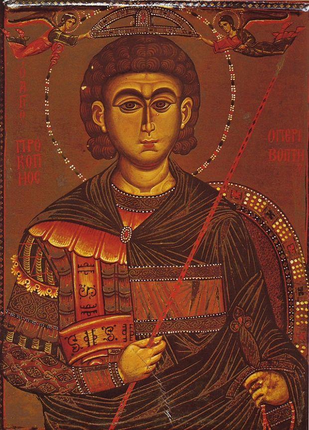 (икона, XIII век, монастырь Святой Екатерины на Синае