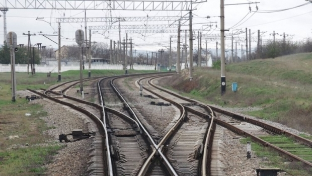 В Донецкой области прервано движение поездов на перегоне Майорская – Курдюмовка / УНИАН