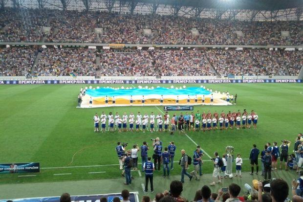 Шахтер победил Динамо в напряженной битве за Суперкубок Украины