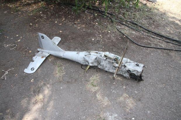 Россия продолжает запускать свои беспилотники в Украину