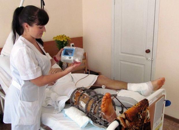 Лікарі допомогли вже понад 600 пораненим / Міноборони України