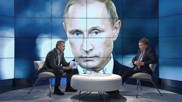Саули Ниинистё осудил Россию / Yle