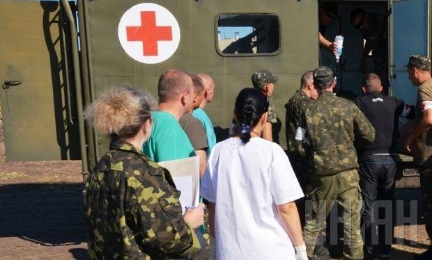 За сутки в зоне АТО погиб один украинский военный, семеро получили ранения / Фото: УНИАН