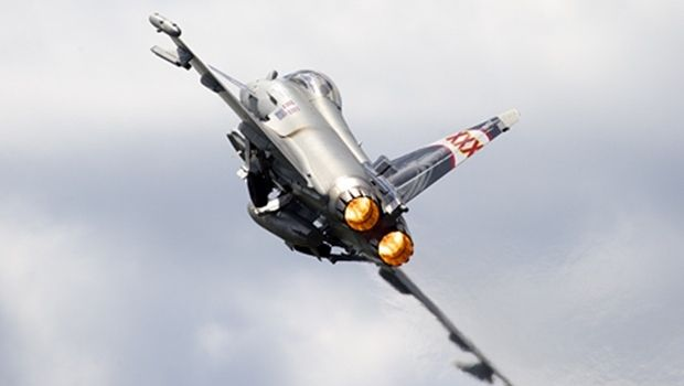Eurofighter Typhoon / Фото Олег Беляков