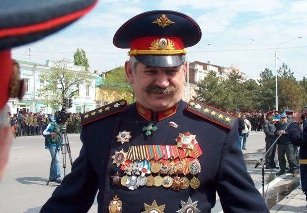 Атаман Козицын объявил сбор казаков-добровольцев для защиты Донбасса
