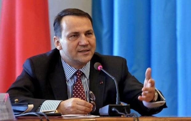 Сикорский прокомментировал вопрос ограничения поставок газа / Фото УНИАН