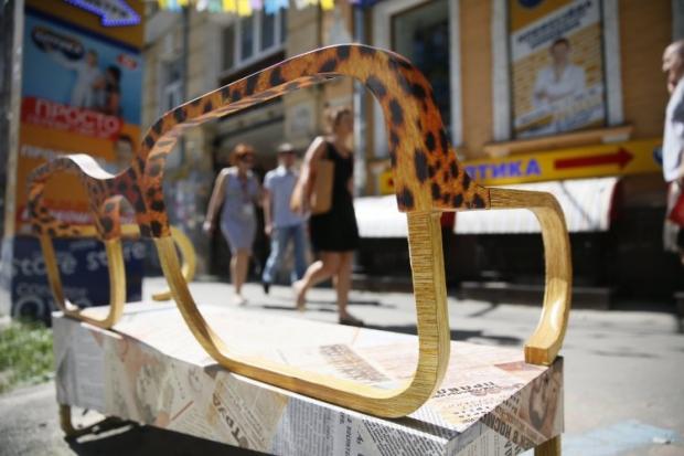 Милиция Киева усиливает меры безопасности / фото УНИАН