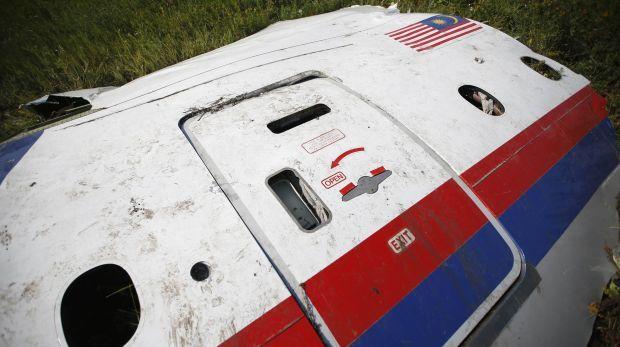 ВВС: на Донбассе обнаружены новые останки пассажиров, погибших в результате катастрофы малайзийского Boeing