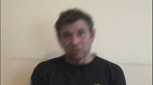 Снайпер ЛНР, задержан в Киеве