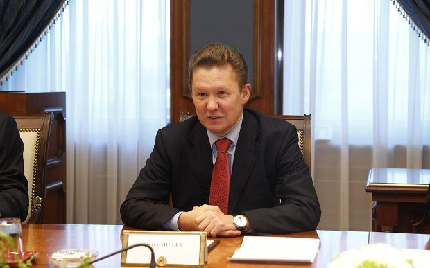 Миллер не будет участвовать в газовых переговорах / Фото gazprom.ru