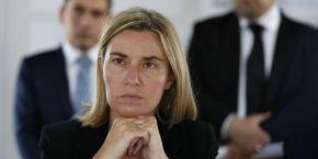 """Могеріні дала оцінку """"чорному списку"""" Росії: він необґрунтований і довільний"""