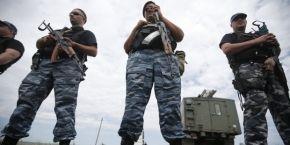 """Боевики за сутки более 80 раз обстреляли силы АТО из танков и """"Градов"""""""