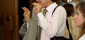 Конгресс Свидетелей Иеговы в Днепропетровске: глухонемые делегаты из зоны АТО
