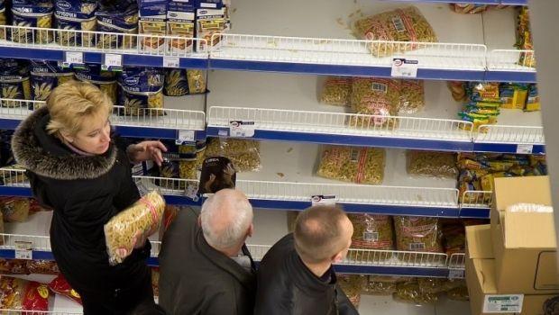 В николаевских магазинах будут дополнительно маркировать товары из РФФото УНИАН