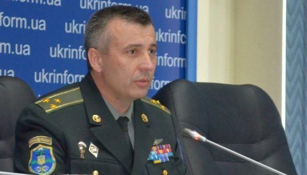 Галушкін пообіцяв десантникам вдосконалене озброєння