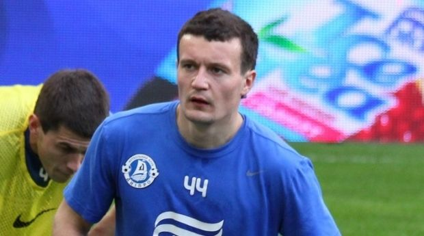 Артем Федецкий в ожидании исторического матча / footboom.com