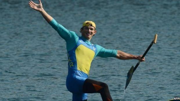 Олимпийский чемпион Юрий Чебан добавил в свою коллекцию золотую медаль чемпиона мира / xsport.ua