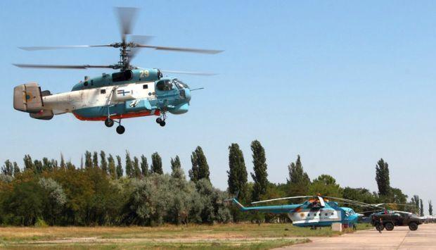 У морській авіаційній бригаді відбулася чергова льотна зміна екіпажів /фото mil.gov.ua