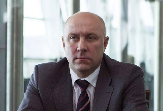 """Гомболевський був призначений директором """"Борисполя"""" в березні / kbp.aero"""