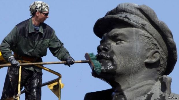 ленин ленін / REUTERS