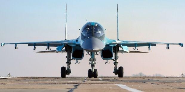 Су-34 / Википедия