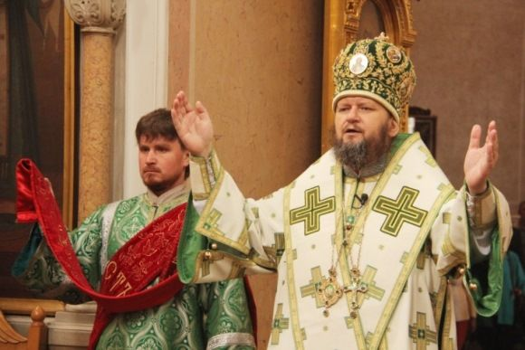 Архиєпископ Сумський і Охтирський УПЦ (МП) Євлогій
