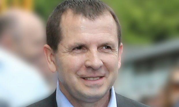 Генеральний директор «Укрзалізниці» Борис Остапюк