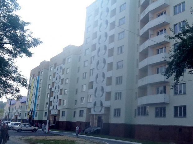 Для військових купили квартири / Міноборони України