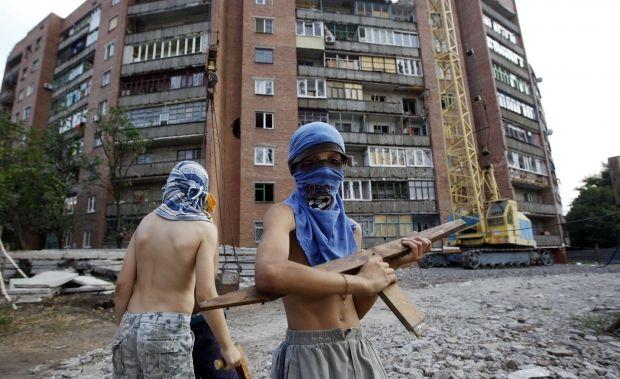 Краматорск / REUTERS