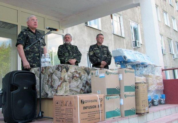 Військові лікарі Харкова / Міноборони