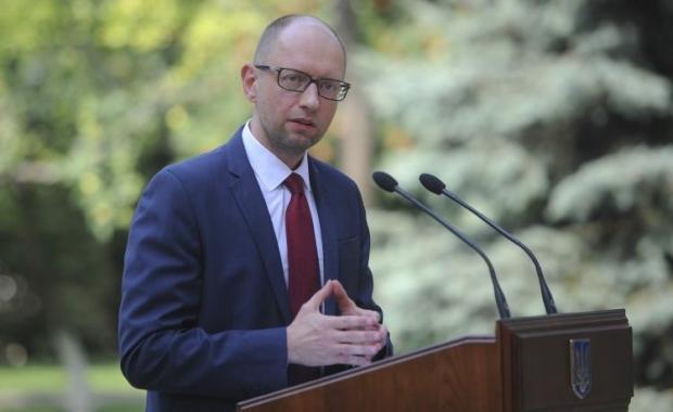 Яценюк считает, что отгородиться от России нужно как можно скорее / УНИАН