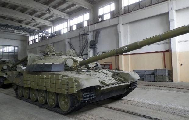 Должностные лица за 2 года присвоили танк / armor.kiev.ua
