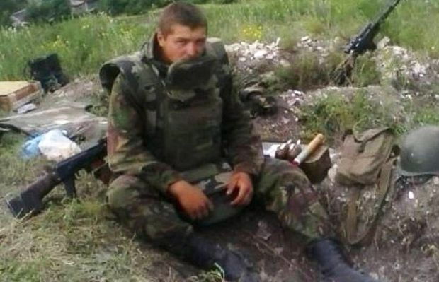 Дмитро Махова нагородили орденом