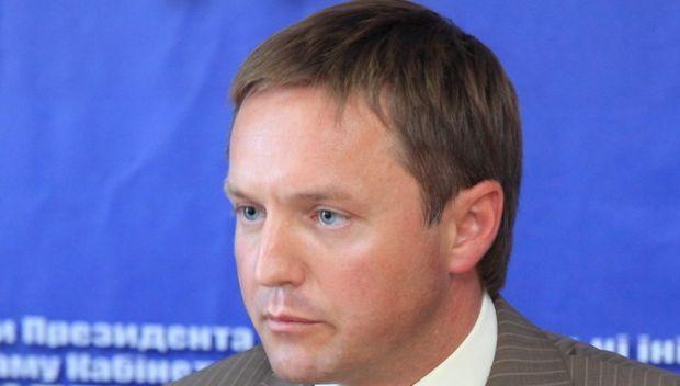 Владимир Бандуров вышел из фракции ПР / фото ru.golos.ua