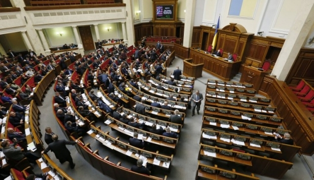 Тексту законопроекту до другого читання не було на сайті парламенту / Фото: УНИАН