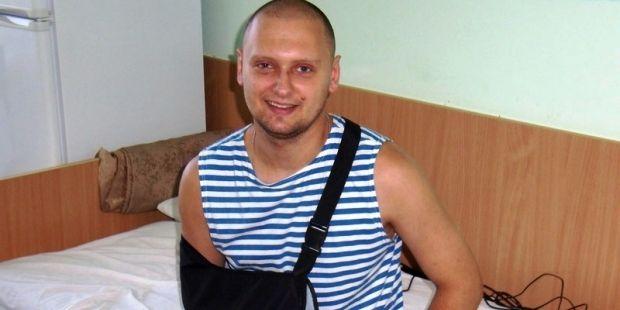 Украинский десантник потерял кисть руки, но спас жизнь шестерым товарищам