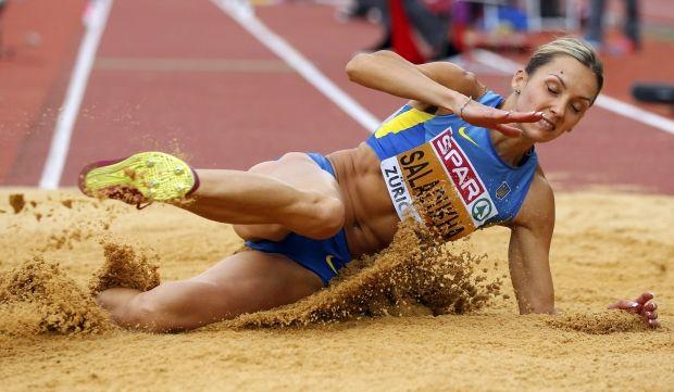 Украина стала 7-й в медальном зачете ЧЕ-2014 в Цюрихе