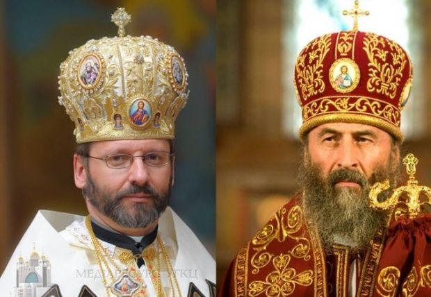 Блаженніший Святослав - до Блаженнішого Онуфрія