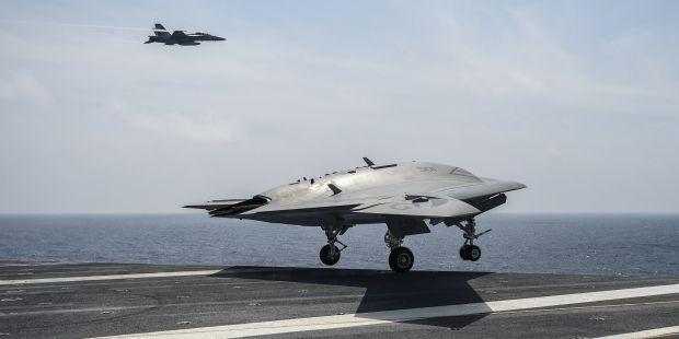 США провели совместные испытания пилотируемого и беспилотного аппарата