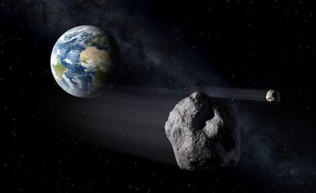 Астрофізики розробили спосіб боротьби з потенційно небезпечними астероїдами
