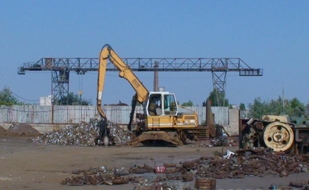 Выручка Украины от экспорта металлолома выросла на 39% / Фото УНИАН