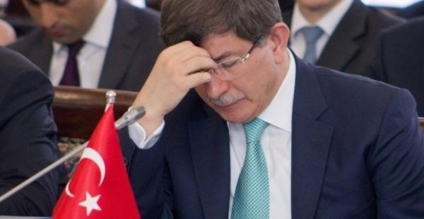 Ахмет Давутоглу, МИД Турции