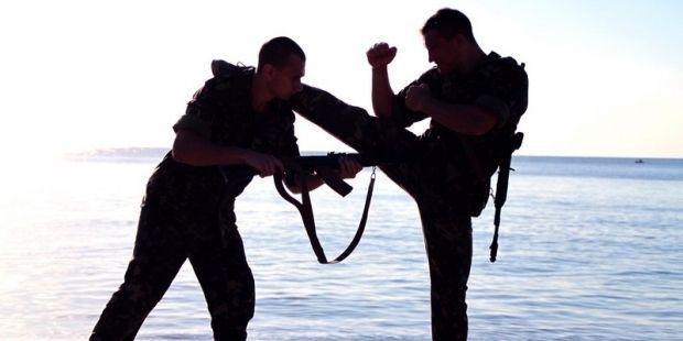 Курсанты занялись военно-прикладными видами спорта