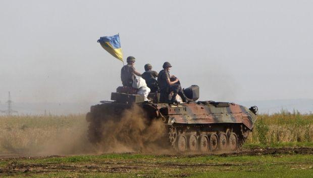 Луганщина / REUTERS