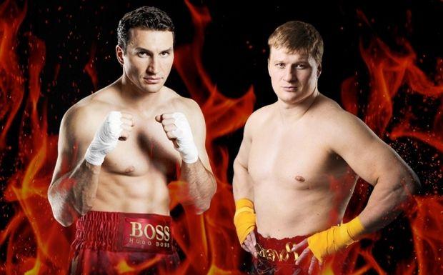 Кличко и Поветкин могут выйти на ринг еще раз / sport.bigmir.net
