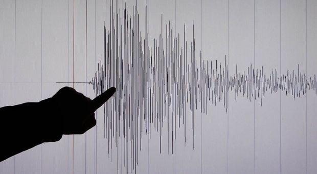 землетрясение / ТСН