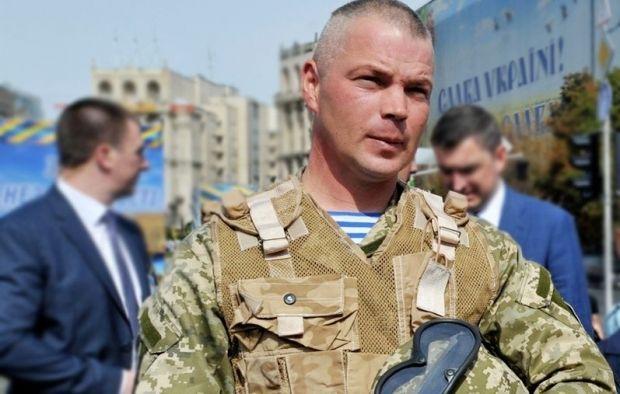 Порошенко присвоїв звання Герой України полковнику Михайлу Забродському / mil.gov.ua