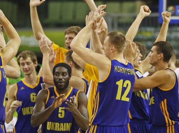 Сборная Украины узнает соперников по групповому этапу Евробаскета 8 декабря  / xsport.ua