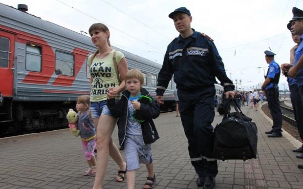 Німеччина підтримає переселенців з Донбасу на ще 1 млрд грн / фото УНІАН