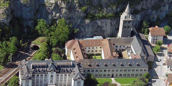 Монастырь святого маврикия доклад 5305